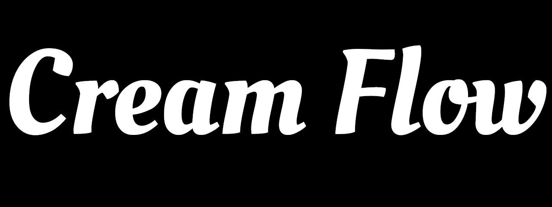 Cream Flow